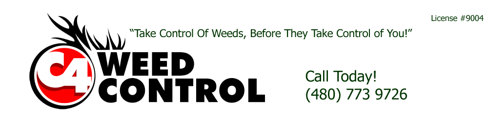 C4 Weed Control
